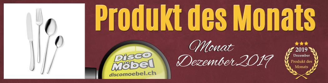 Produkt des Monats Dezember 2019, Tafelbesteck Vivendi von Berndorf