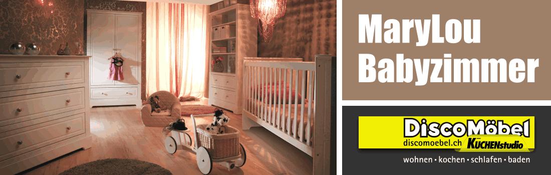Babyzimmer Mary Lou von Bisal