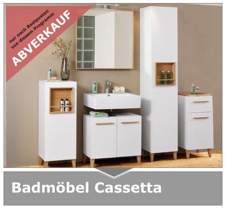 Badmöbel Cassetta