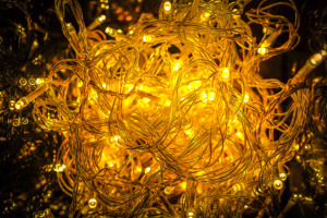 Weihnachtsbeleuchtungen LED - Weihnachten bei Disco Möbel, Marbach