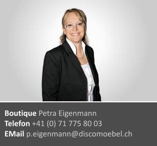 Petra Eigenmann ¦ Accessoires & Boutique