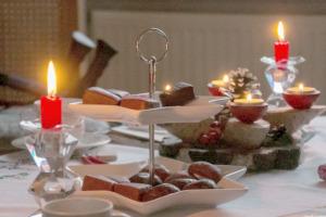 Weihnächtliche Etageren - Weihnachten bei Disco Möbel, Marbach