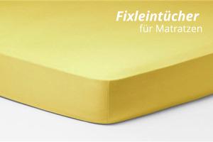 Fixleintücher für Matratzen