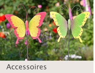 Garten Accessoires bei Disco Möbel, Marbach