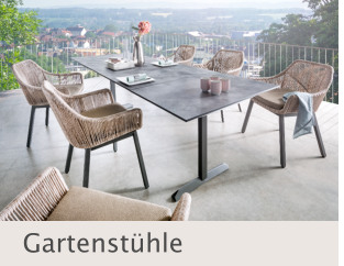 Gartenstühle bei Disco Möbel, Marbach