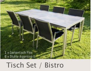 Gartentische und Set's bei Disco Möbel, Marbach