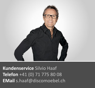 Silvio Haaf ¦ Kundenservice
