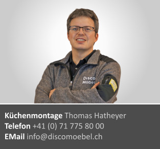 Thomas Hatheyer ¦ Küchen Montage