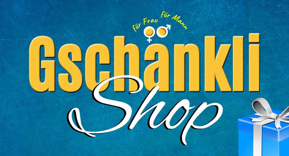 """Geschenkideen aus dem """"Gschänkli-Shop"""" - Weihnachten bei Disco Möbel, Marbach"""