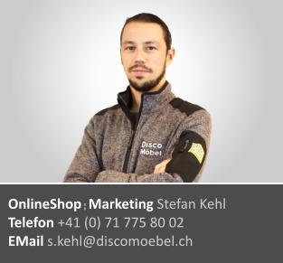 Stefan Kehl ¦ Online Shop und Marketing