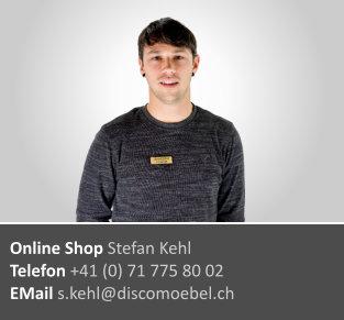 Stefan Kehl ¦ Online Shop