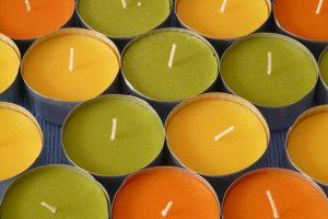 Teelichter Kerzen