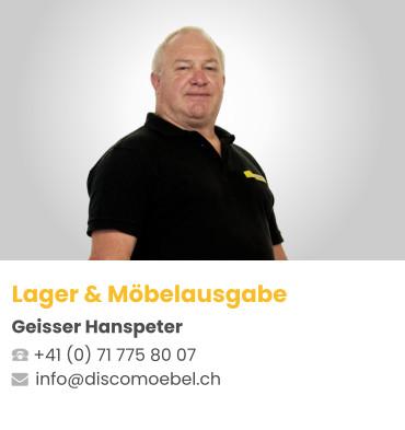 Hanspeter Geisser