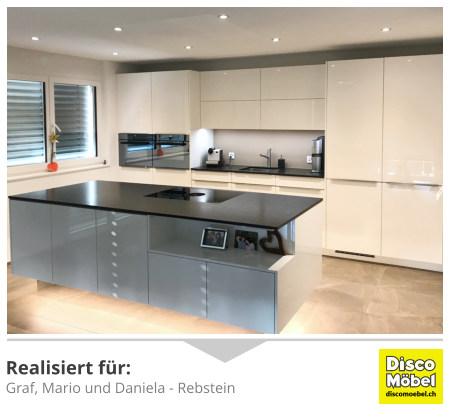 Küchen bei Disco Möbel, Marbach (Ref 1001)