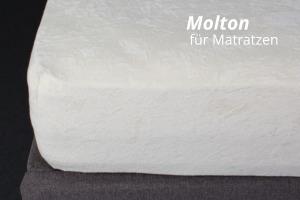 Molton für Matratzen