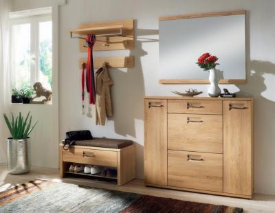 Massivholz, Eiche, Garderoben, Eingangsbereich, Qualität, Wittenbreder