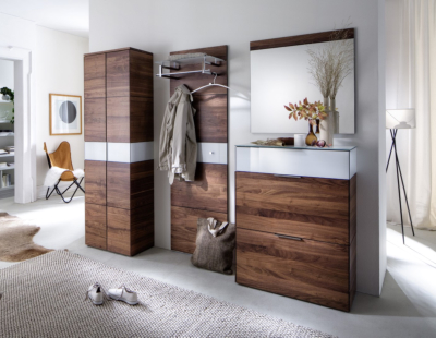 Nussbaum, Modern, Garderoben, Haus, Wohnung, Wittenbreder