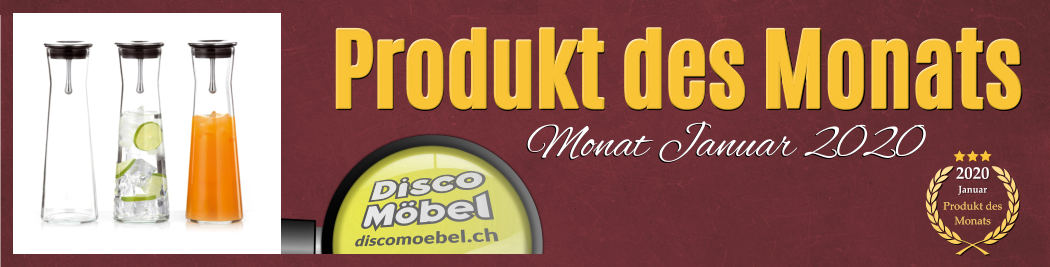 Produkt des Monats bei Disco Möbel, Marbach