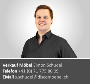 Simon Schudel ¦ Möbel Beratung und Verkauf