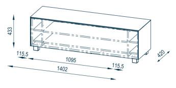 varianten von diesem produkt ist die breite 140 cm und 180 cm erhaltlich in den farben korpus schwarzglas matt weissglas matt glas himbeerrot matt