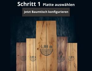 Baumtische, Wimmer, Unikate, Massivholz
