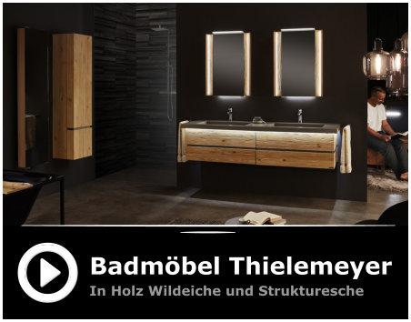 Badmöbel aus Holz von Thielemeyer (Fresh)