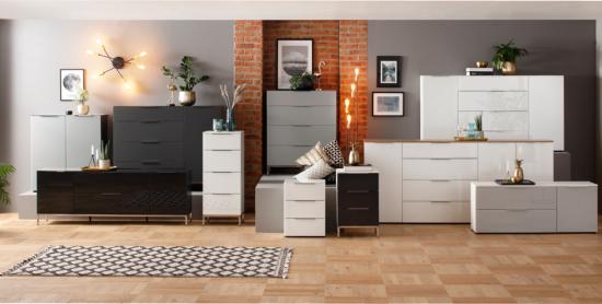 modern, Maja, Wohnzimmermöbel, schlicht, Einrichtung