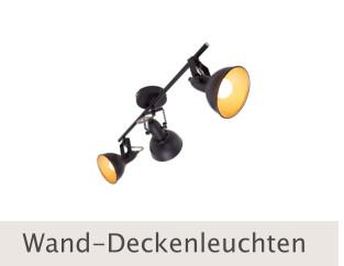 Wandleuchten und Deckenlampen