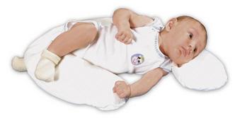 Babykissen U-Form klein 577 Empfi